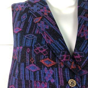 Pendleton Jackets & Coats - PENDLETON KNOCKABOUTS Vintage Southwest Vest